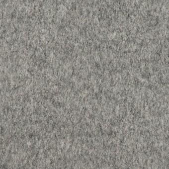 カシミア&ウール×無地(グレー)×ビーバー サムネイル1