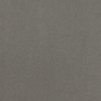 コットン&ポリウレタン×無地(グレー)×フランネル・ストレッチ