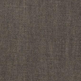 コットン&ポリウレタン×無地(アッシュグレー)×チノクロス・ストレッチ_イタリア製