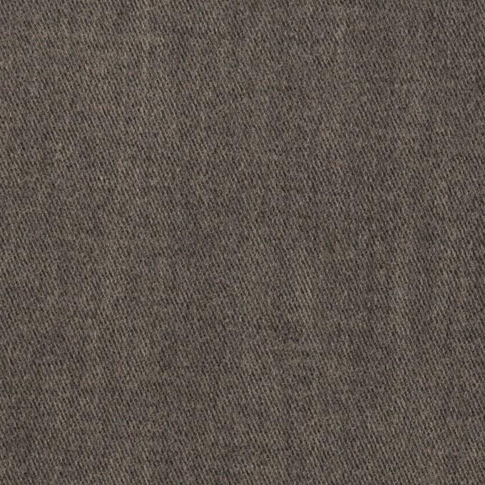 コットン&ポリウレタン×無地(アッシュグレー)×チノクロス・ストレッチ_イタリア製 イメージ1