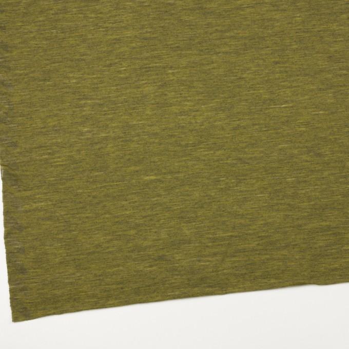 ウール&ナイロン×無地(ピクルス)×天竺ニット_全2色 イメージ2