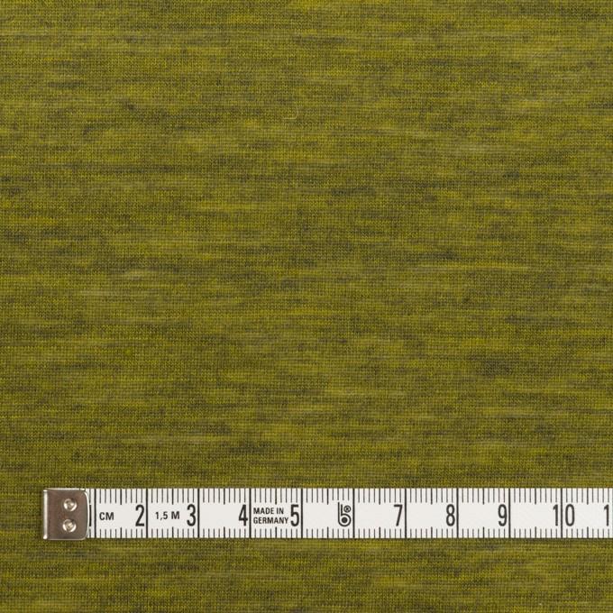 ウール&ナイロン×無地(ピクルス)×天竺ニット_全2色 イメージ4