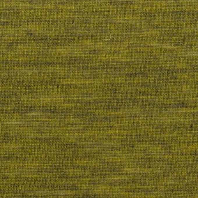ウール&ナイロン×無地(ピクルス)×天竺ニット_全2色 イメージ1