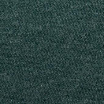 コットン&ウール×無地(バルビゾンブルー)×天竺ニット_全2色