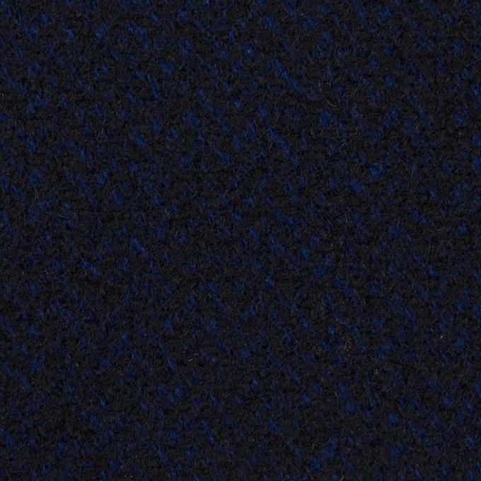ウール×ミックス&ストライプ(ダークネイビー&モスグリーン)×ツイード&フラノ(Wフェイス) イメージ1