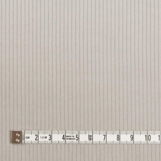 コットン×無地(アッシュグレー)×中コーデュロイ イメージ4