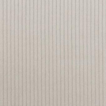 コットン×無地(アッシュグレー)×中コーデュロイ サムネイル1