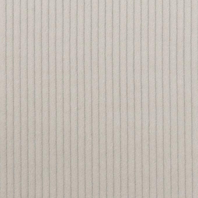 コットン×無地(アッシュグレー)×中コーデュロイ イメージ1