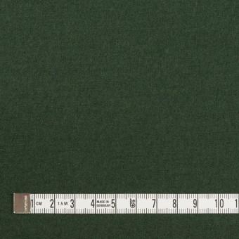 ウール×無地(モスグリーン)×圧縮ニット サムネイル4