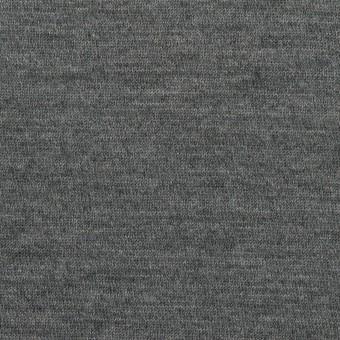 ウール×無地(グレー)×天竺ニット サムネイル1