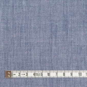 コットン×無地(ブルー)×ビエラ サムネイル4