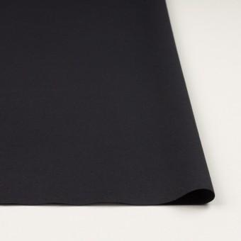 コットン×無地(ブラック)×ビエラ_イタリア製 サムネイル3