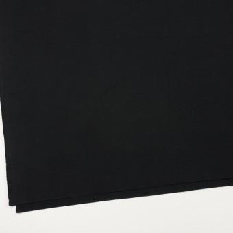 コットン×無地(ブラック)×フランネル サムネイル2