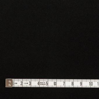 コットン&ポリウレタン×無地(ブラック)×モールスキン・ストレッチ サムネイル4