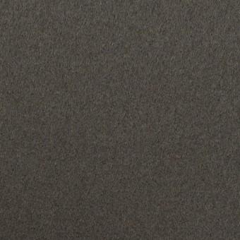 ウール×無地(スチールグレー)×フラノ(フランネル) サムネイル1