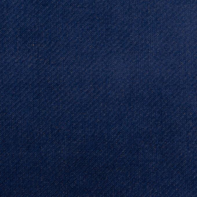 ポリエステル&コットン混×無地(マリンブルー)×ベッチンストレッチ_全3色 イメージ1