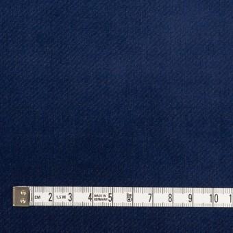 ポリエステル&コットン混×無地(マリンブルー)×ベッチンストレッチ_全3色 サムネイル4