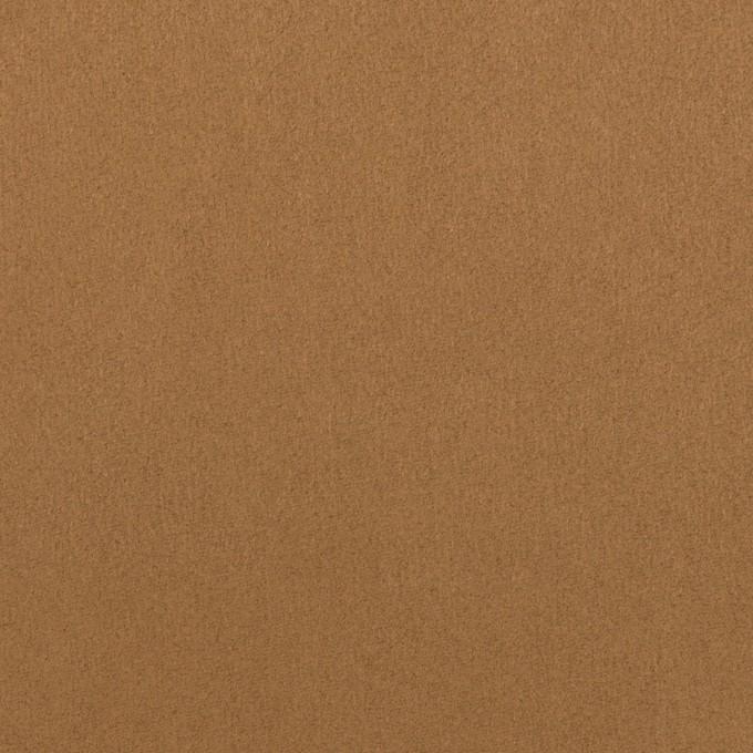 アクリル&ポリエステル混×無地(オークル)×スエード(人工皮革)_全2色 イメージ1