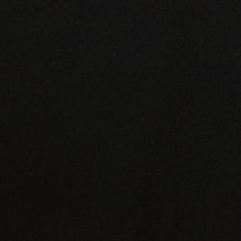 アクリル&ポリエステル混×無地(ブラック)×スエード(人工皮革)_全2色 サムネイル1