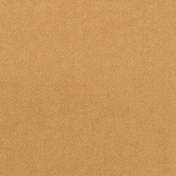 コットン×無地(キャメル)×モールスキン_全2色 イメージ1
