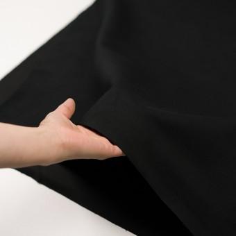 コットン×無地(ブラック)×モールスキン_全2色 サムネイル5
