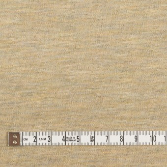 ポリエステル×アクリル混×ミックス(オートミール)×Wニット サムネイル4