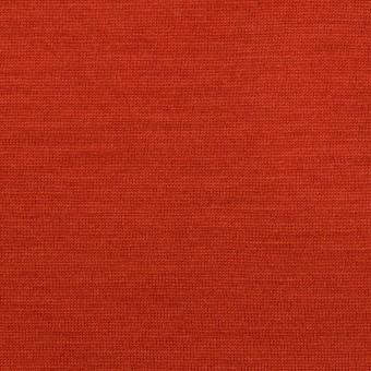 ウール&テンセル×無地(レッド)×天竺ニット サムネイル1