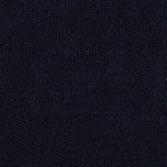 アクリル&ウール混×無地(ネイビー)×かわり編み