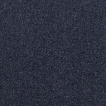 ウール×無地(ネイビー)×ジョーゼット サムネイル1