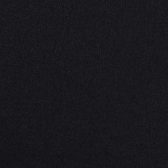 ウール×無地(ダークネイビー)×フラノ(フランネル)_全2色 サムネイル1