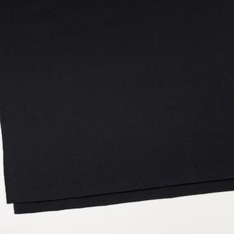 ウール×無地(ブルーブラック)×ソフトメルトン サムネイル2