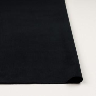 コットン&ポリウレタン×無地(ダークネイビー)×ベッチンストレッチ_全2色 サムネイル3