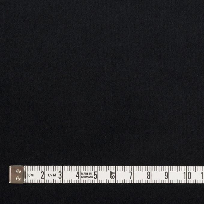 コットン&ポリウレタン×無地(ダークネイビー)×ベッチンストレッチ_全2色 イメージ4