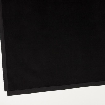 コットン&ポリウレタン×無地(ブラック)×ベッチンストレッチ_全2色 サムネイル2