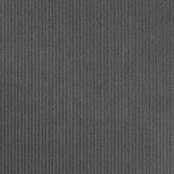 コットン×無地(スチールグレー)×中細コーデュロイ サムネイル1