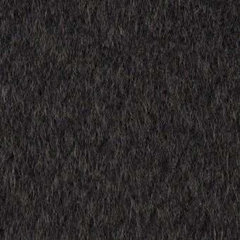 ウール×無地(チャコール)×ビーバー サムネイル1