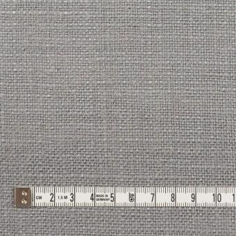 リネン&シルク×無地(スチール)×ソフトキャンバス_全2色 サムネイル4