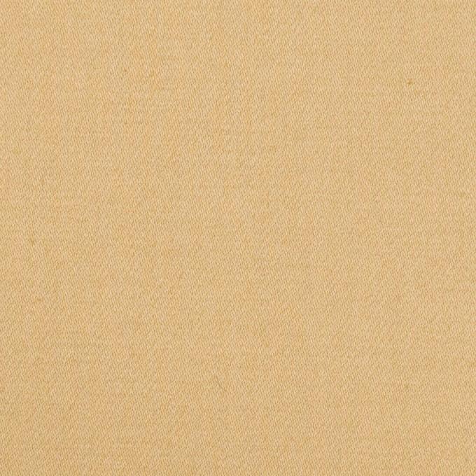 コットン&リネン混×無地(シャンパンゴールド)×サテンストレッチ_全4色 イメージ1