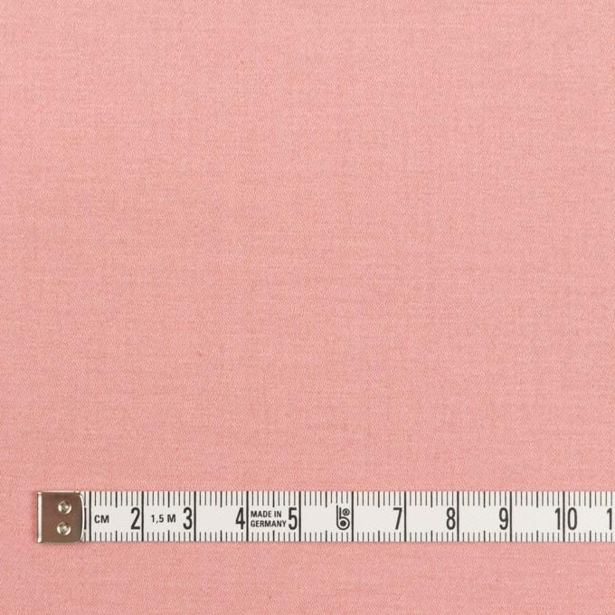 コットン&リネン混×無地(チェリーブロッサム)×サテンストレッチ_全4色 イメージ4