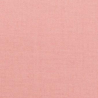 コットン&リネン混×無地(チェリーブロッサム)×サテンストレッチ_全4色