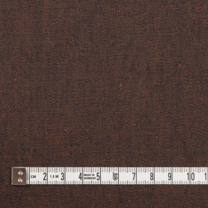 コットン×無地(ブロンズ)×デニム(7.5oz) イメージ4