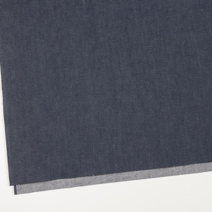 コットン×無地(インディゴ)×デニム(10.5oz) イメージ2