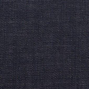 コットン&ポリウレタン×無地(インディゴ)×デニムストレッチ(10oz) サムネイル1