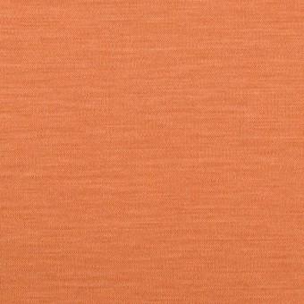 レーヨン&コットン混×無地(キャロット)×スムースニット_全6色 サムネイル1