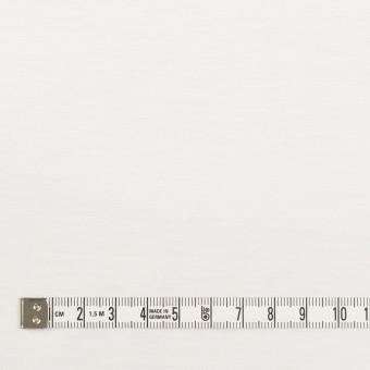 レーヨン&コットン混×無地(オフホワイト)×スムースニット_全6色 サムネイル4