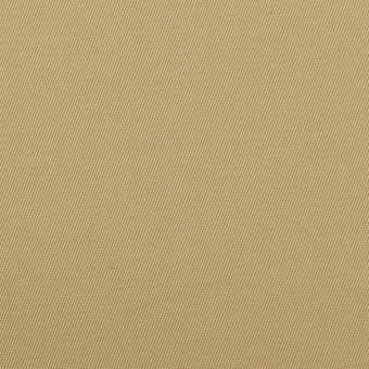 コットン×無地(カーキ)×チノクロス