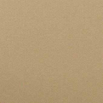 コットン×無地(カーキベージュ)×シャンブレー・ギャバジン サムネイル1