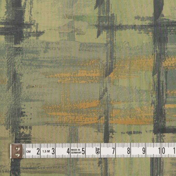 ポリエステル×ペイント(カーキグリーン)×タフタ_全3色 イメージ4