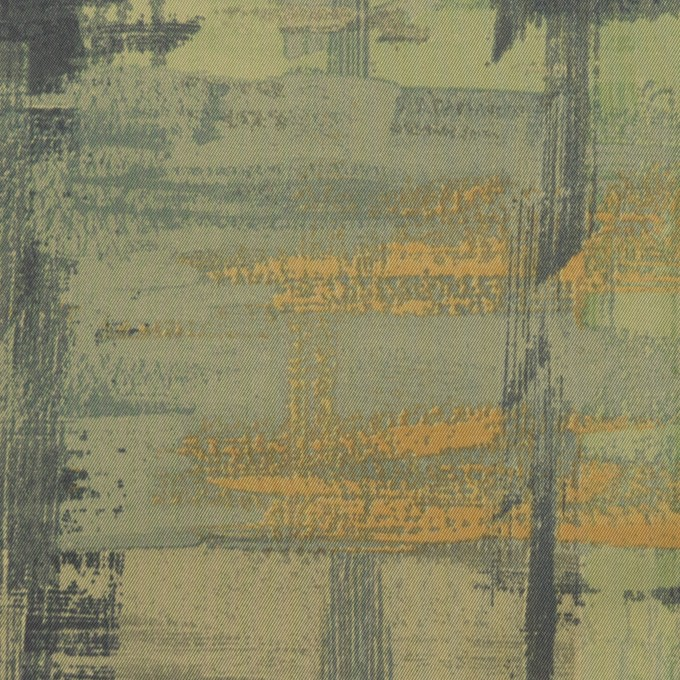 ポリエステル×ペイント(カーキグリーン)×タフタ_全3色 イメージ1