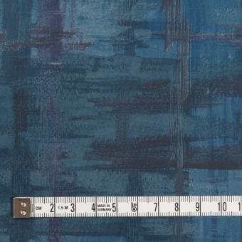 ポリエステル×ペイント(ブルー)×タフタ_全3色 サムネイル4